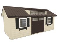 Click To Build Template A for Craftsman Shed