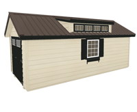 Click To Build Template C for Craftsman Shed
