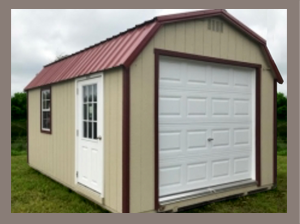 Lofted Garages