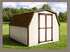 Mini Barn Sheds