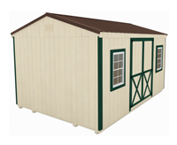 Click To Build Template B for Utility Shed