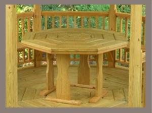 Gazebo Tables