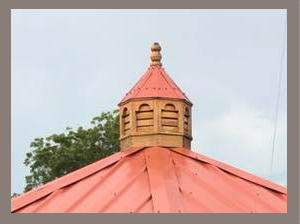 Gazebo Cupola Roof
