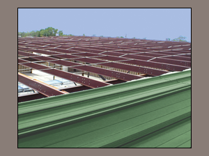 Central Seam Plus - Commercial Metal Roofing