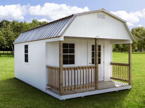 Lofted Barn Cabins