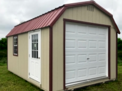 Lofted Garages