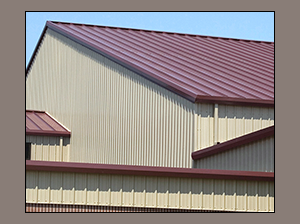R-Loc Commercial Metal Roofing