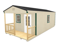 Click To Build Template A for Utility Cabins