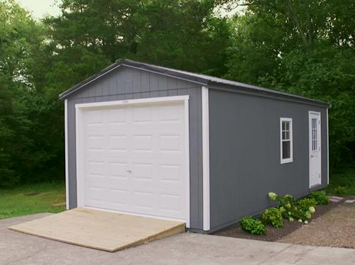 Utility Garages